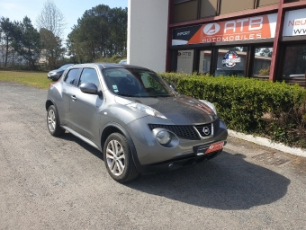 <strong>NISSAN JUKE</strong><br/>1.5 dCi 110 Acenta