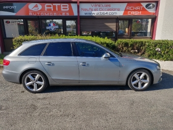 <strong>AUDI A4</strong><br/>Avant 2.0 TDI 170 DPF Quattro S line