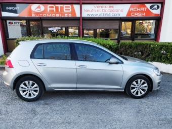 <strong>VOLKSWAGEN GOLF</strong><br/>Golf 1.6 TDI 105 BlueMotion Technology FAP Confort