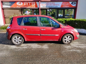 <strong>RENAULT SCENIC</strong><br/>1.9 dCi 120 Confort Authentique