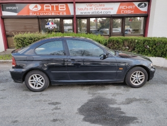 <strong>BMW SERIE 3</strong><br/>Compact 318 td