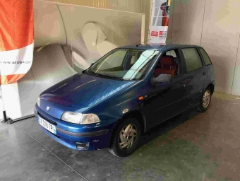 <strong>FIAT PUNTO</strong><br/>60 SX