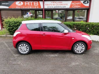 <strong>SUZUKI SWIFT</strong><br/>1.2 VVT So' Color A