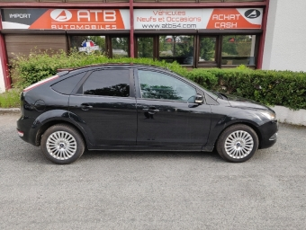 <strong>FORD FOCUS</strong><br/>1.8 TDCi 115 Titanium