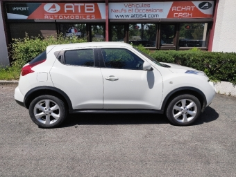 <strong>NISSAN JUKE</strong><br/>1.5 dCi 110 FAP Acenta