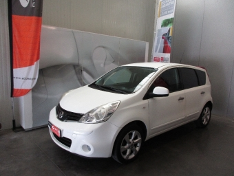 <strong>NISSAN NOTE</strong><br/>1.5 dCi 90 ch Euro V FAP Life +
