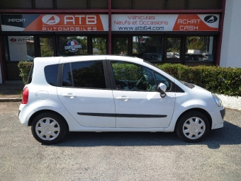 <strong>RENAULT MODUS</strong><br/>1.5 dCi 85 eco2 Dynamique Quickshift