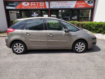 <strong>CITROEN C4 PICASSO</strong><br/>HDi 138 FAP Exclusive BMP6