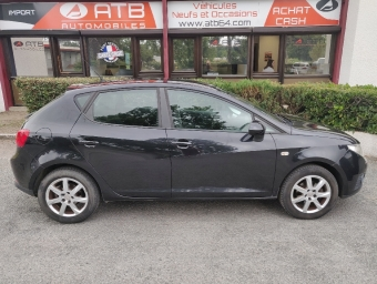 <strong>SEAT IBIZA</strong><br/>1.6i 16v 105 Style
