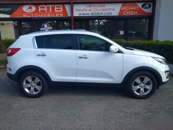 <strong>KIA SPORTAGE</strong><br/>1.7 CRDi 115 ISG 2WD Active