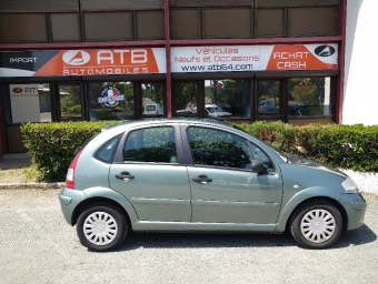 <strong>CITROEN C3</strong><br/>1.4 HDi airDream Pack Clim