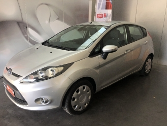 <strong>FORD FIESTA</strong><br/>1.25 82 Trend