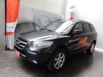 <strong>HYUNDAI SANTA FE</strong><br/>Santa Fé 2.2 CRDi 155 4WD Pack Executive A