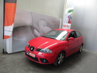<strong>SEAT IBIZA</strong><br/>1.9 TDI 100 Sport