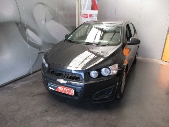 <strong>CHEVROLET AVEO</strong><br/>1.3 VCDi 75ch Start&Stop LS