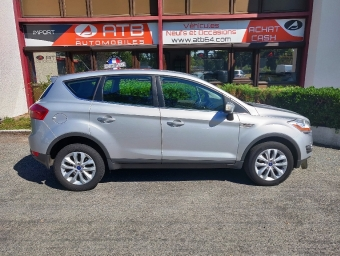 <strong>FORD KUGA</strong><br/>2.0 TDCi 140 DPF 4x2 Titanium
