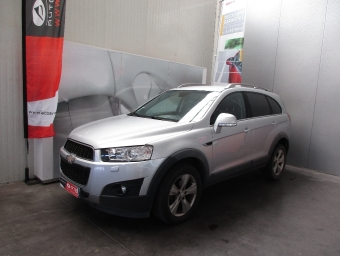 <strong>CHEVROLET CAPTIVA</strong><br/>2.2 VCDI 163 LT