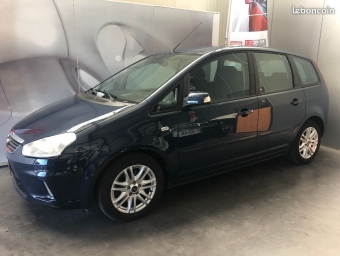 <strong>FORD C-MAX</strong><br/>1.8 TDCi - 115 Ghia