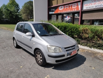 <strong>HYUNDAI GETZ</strong><br/>1.3 Pack Confort