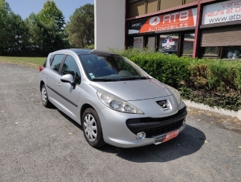 <strong>PEUGEOT 207</strong><br/>SW 1.6 VTi 120ch Premium BVA