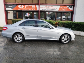 <strong>MERCEDES CLASSE E</strong><br/>250 CDI BlueEfficiency Avantgarde Executive A