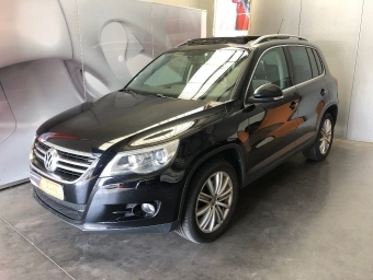 <strong>VOLKSWAGEN TIGUAN</strong><br/>2.0 TDI 140 FAP Carat 4Motion Tiptronic A