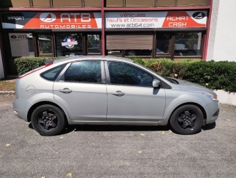 <strong>FORD FOCUS</strong><br/>1.6 TDCi 90 FAP Trend