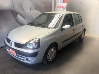 <strong>RENAULT CLIO</strong><br/>1.4i 16V Expression