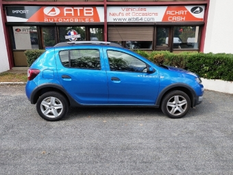 <strong>DACIA SANDERO</strong><br/>1.5 dCi 90 FAP Stepway Ambiance