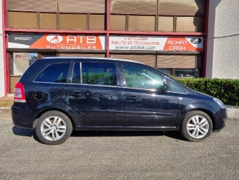 <strong>OPEL ZAFIRA</strong><br/>1.7 CDTI - 125 ch FAP Magnetic