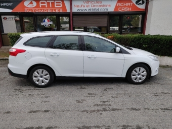 <strong>FORD FOCUS SW</strong><br/>1.6 TDCi 90 FAP Trend