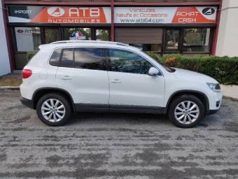 <strong>VOLKSWAGEN TIGUAN</strong><br/>2.0 TDI 140 FAP BlueMotion Technology Carat 4Motion