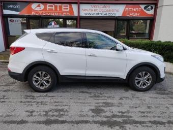 <strong>HYUNDAI SANTA FE</strong><br/>2.2 CRDi 197 4WD Pack Premium 7pl A