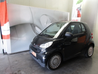 <strong>SMART FORTWO COUPE</strong><br/>Smart 1.0 61ch Pure softouch