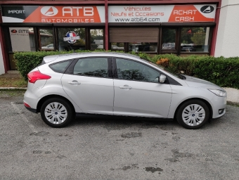 <strong>FORD FOCUS</strong><br/>1.5 TDCi 120 S&S Business Nav