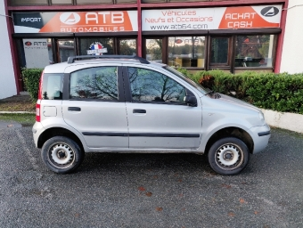 <strong>FIAT PANDA 4X4</strong><br/>1.3 Multijet 16V