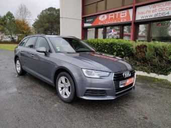 <strong>AUDI A4 AVANT</strong><br/>2.0 TDI 150