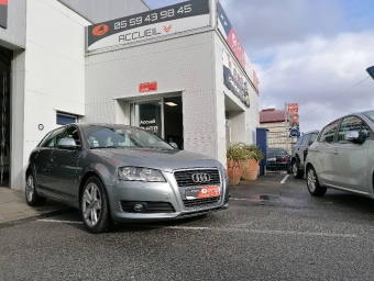 <strong>AUDI A3</strong><br/>Sportback 1.6 TDI 105 DPF Ambiente