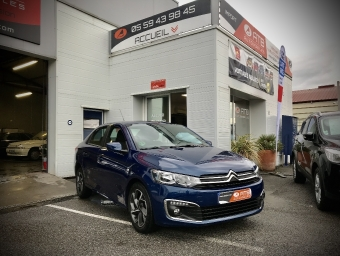 <strong>CITROEN C-ELYSEE</strong><br/>BlueHDi 100 S&S BVM6 Shine