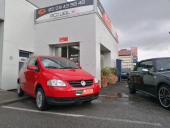 <strong>VOLKSWAGEN FOX</strong><br/>1.2 55 Trend