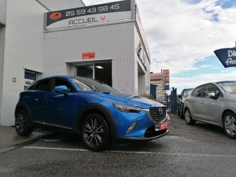 <strong>MAZDA CX-3</strong><br/>2.0L Skyactiv-G 120 4x2 Selection