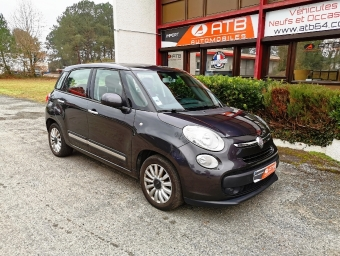 <strong>FIAT 500L</strong><br/>1.3 Multijet 16V 85 ch S/S Easy