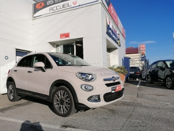 <strong>FIAT 500X</strong><br/>1.6 MultiJet 120 ch Lounge