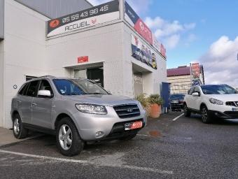 <strong>HYUNDAI SANTA FE</strong><br/>2.2 CRDi 155 2WD Pack Edition Cuir