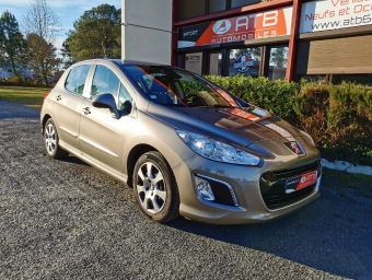 <strong>PEUGEOT 308</strong><br/>1.6 HDi 92ch FAP Active