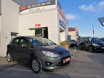 <strong>FORD C-MAX</strong><br/>1.6 TDCI 95 FAP Titanium