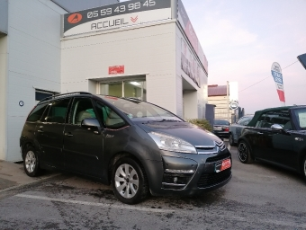 <strong>CITROEN C4 PICASSO</strong><br/>Grand C4 Picasso HDi 150 FAP 7 pl Exclusive BMP6