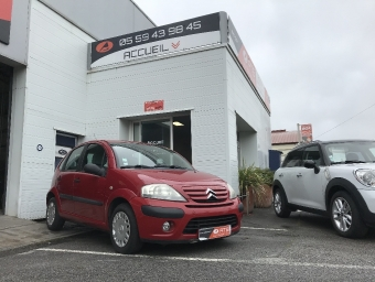 <strong>CITROEN C3</strong><br/>C3 1.4 HDi Pack Ambiance
