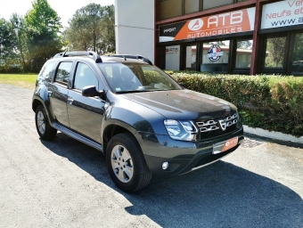 <strong>DACIA DUSTER</strong><br/>TCe 125 4x2 Lauréate Plus