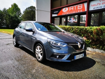 <strong>RENAULT MEGANE</strong><br/>Mégane IV Berline dCi 110 Energy EDC Intens